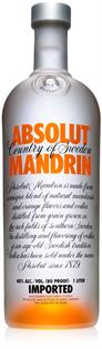 Absolut Vodka Mandarin 1.00l